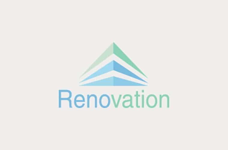 リノベーション株式会社のロゴ